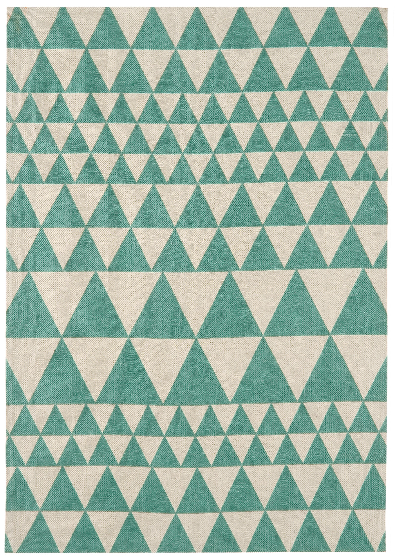 Koberec ONIX 160x230 cm ON09 Triangles Teal